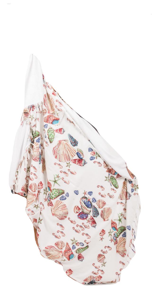 Πετσέτα Θαλάσσης - Παρεό 2 Όψεων - OEM - 272-2 καλοκαιρινα  πετσέτες θαλάσσης