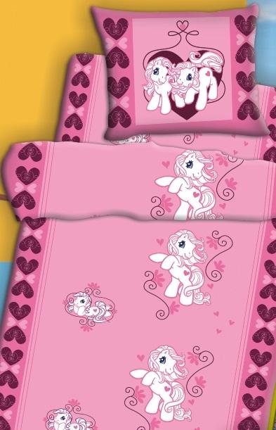 Σετ 3 Τεμαχίων Σεντόνια Παιδικά My Little Pony - OEM - 9-Κ.8 λευκα ειδη παιδί σεντόνια παιδικά