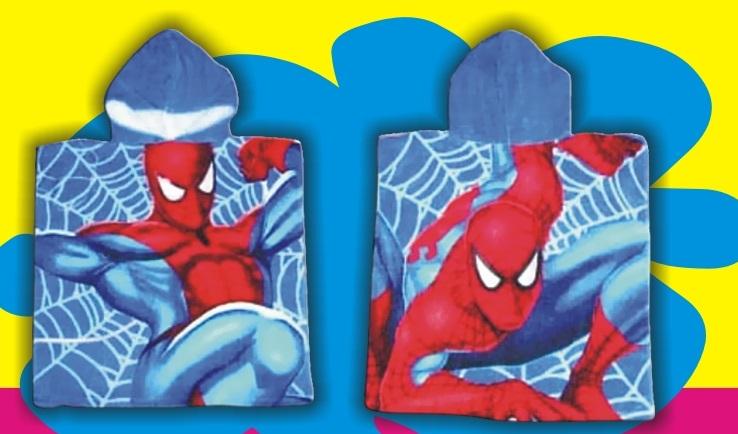 Μπουρνούζι Μπεμπέ Spiderman – ZBRITTA – 9-Κ.πν3