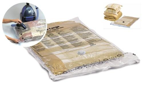 Θήκη Φύλαξης Ρούχων με Αναρρόφηση Αέρα – ORDINETT – 04520