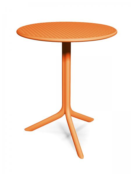 Τραπέζι πολυπροπυλενίου Step πορτοκαλί – OEM – 13-step_portokali