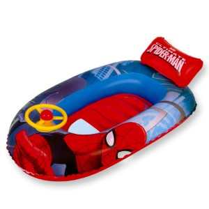 Βάρκα Φουσκωτή Spiderman  OEM 42 414 Spiderman βάρκα φουσκωτή  Διαστάσεις 102x69εκ Ηλικία 3 6