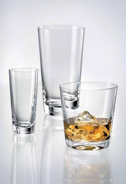 Ποτήρι Νερού Τσεχίας Σετ 6 τμχ - AB - 6-jive-400ml κουζινα ποτήρια