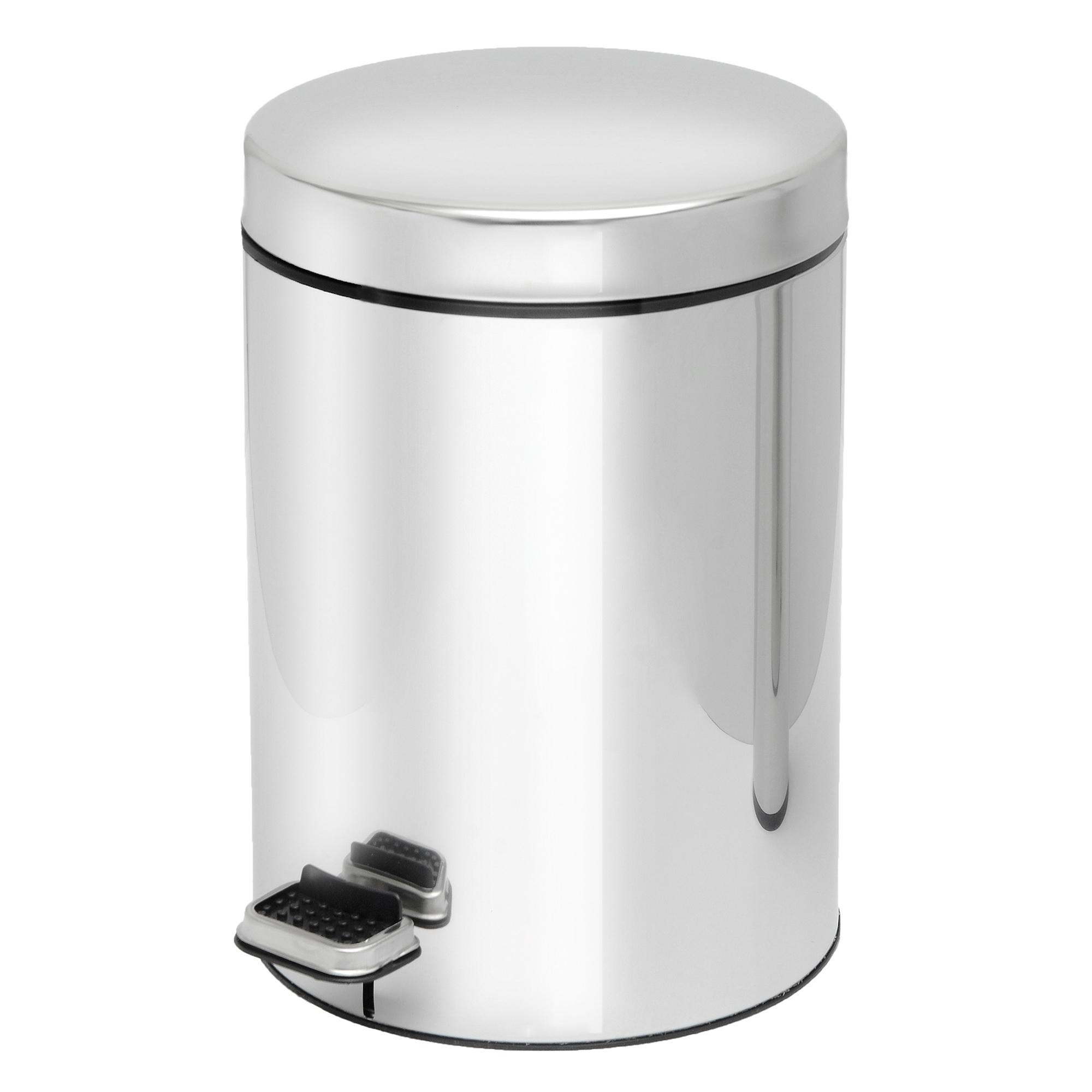 Καλάθι Απορριμμάτων 8Lt - Printezis - 14-501 μπανιο πιγκάλ   καλαθάκια μπάνιου