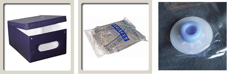 Σετ Κουτί και Θήκη Φύλαξης Ρούχων – ORDINETT – 4525_set