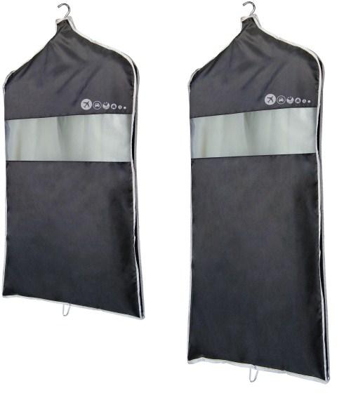 Σάκοι Φύλαξης Ρούχων Σετ 2τμχ – ORDINETT – 57010-57020