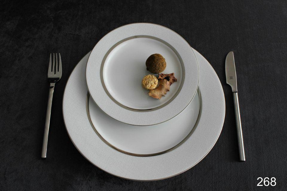 Σερβίτσιο Πορσελάνης 72 Τεμαχίων - AB - 6-268_72 κουζινα πιάτα   σερβίτσια