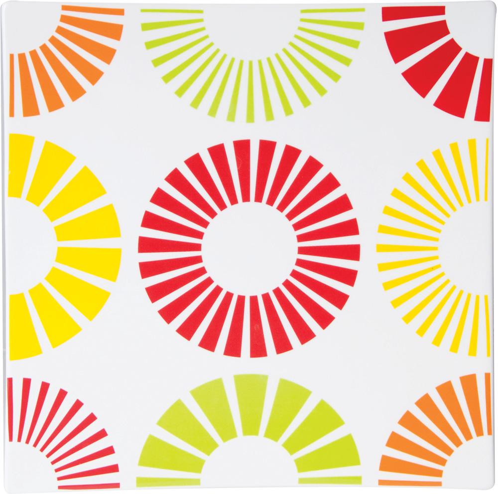 Πιατέλα Τετράγωνη Citrus S&P - Salt & Pepper - BAM39037