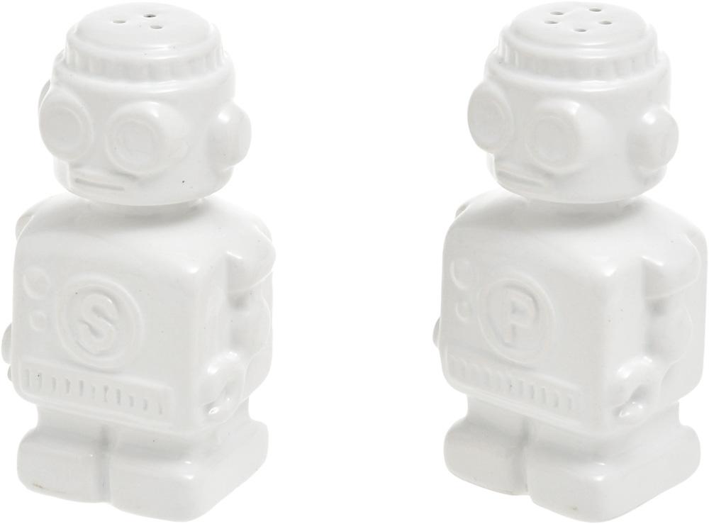 Αλατοπίπερο Ρομπότ Shakers S&P – Salt & Pepper – BAM41257