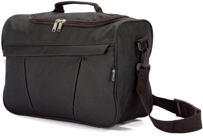Νεσεσέρ 32χ25χ17εκ. benzi 4591 Black - benzi - bz-4591-black καλοκαιρινα  βαλίτσες   τσάντες ταξιδίου