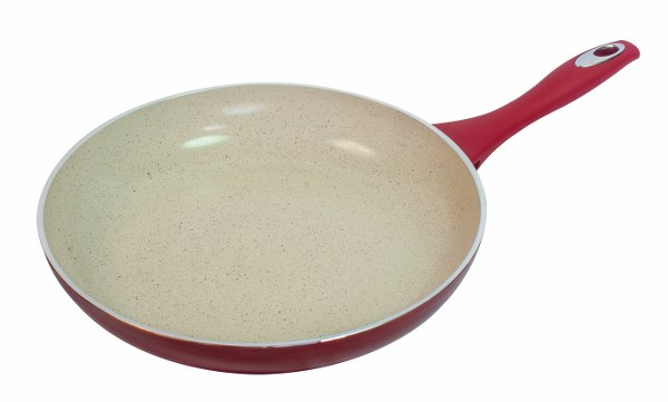 Τηγάνι Κεραμικό Αντικολλητικό-20εκ. - HUMAN - tr68-20 κουζινα τηγάνια