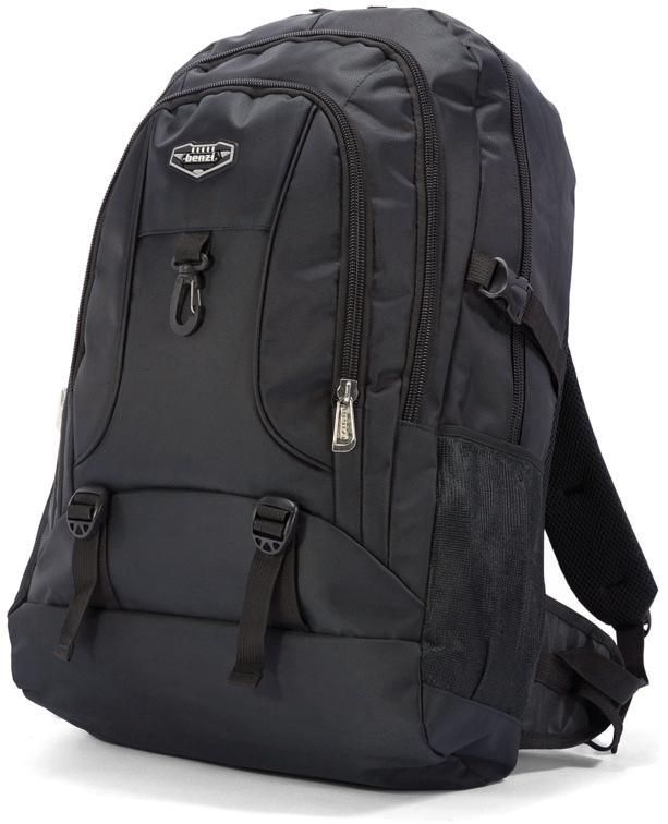 Σακίδιο Πλάτης benzi 4764 Black - benzi - BZ-4764-black ειδη οικ  χρησησ βαλίτσες   τσάντες ταξιδίου