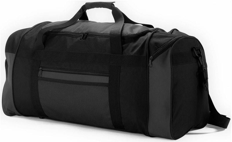 Σακ βουαγιάζ 68x33x27εκ. benzi 5037 Black - benzi - BZ-5037-black καλοκαιρινα  βαλίτσες   τσάντες ταξιδίου