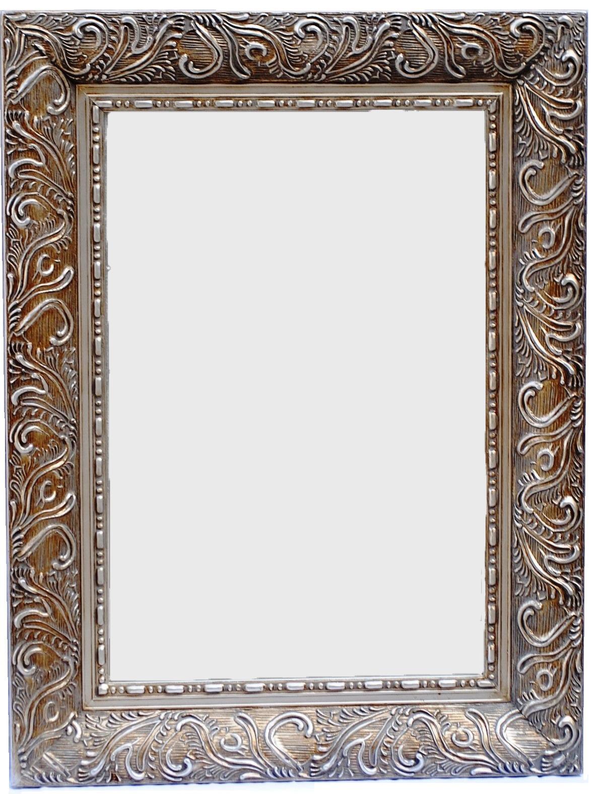 Καθρέπτης Ξύλινος Royal Art 60x90εκ. INA3/3115/90SL (Υλικό: Ξύλο) - Royal Art Collection - INA3/3115/90SL