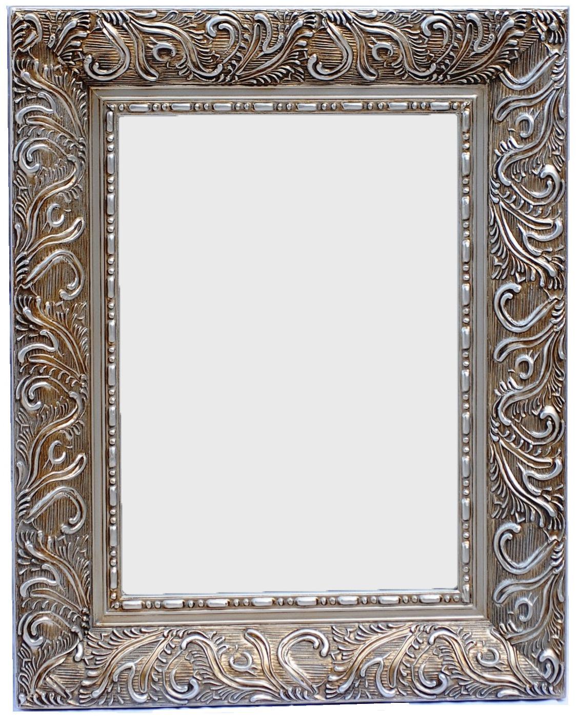 Καθρέπτης Ξύλινος Royal Art 50x70εκ. INA3/3115/70SL (Υλικό: Ξύλο) - Royal Art Collection - INA3/3115/70SL