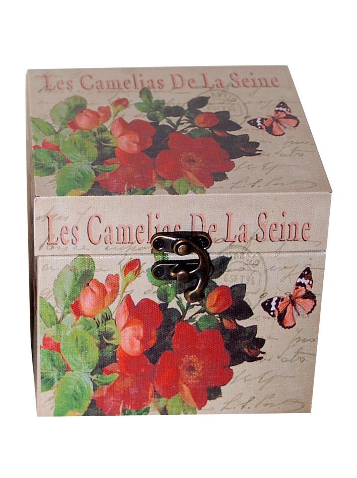 Κουτί Ξύλινο Royal Art 13x13x12εκ. INX2/23A (Υλικό: Ξύλο) - Royal Art Collection - INX2/23A
