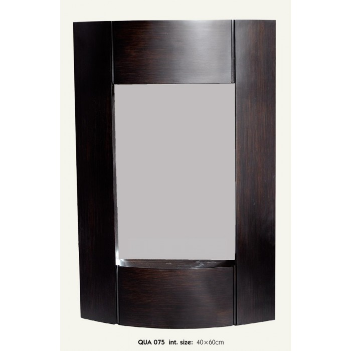 Καθρέπτης Ξύλινος Royal Art 40x60εκ. QUA075 (Υλικό: Ξύλο) - Royal Art Collection - QUA075