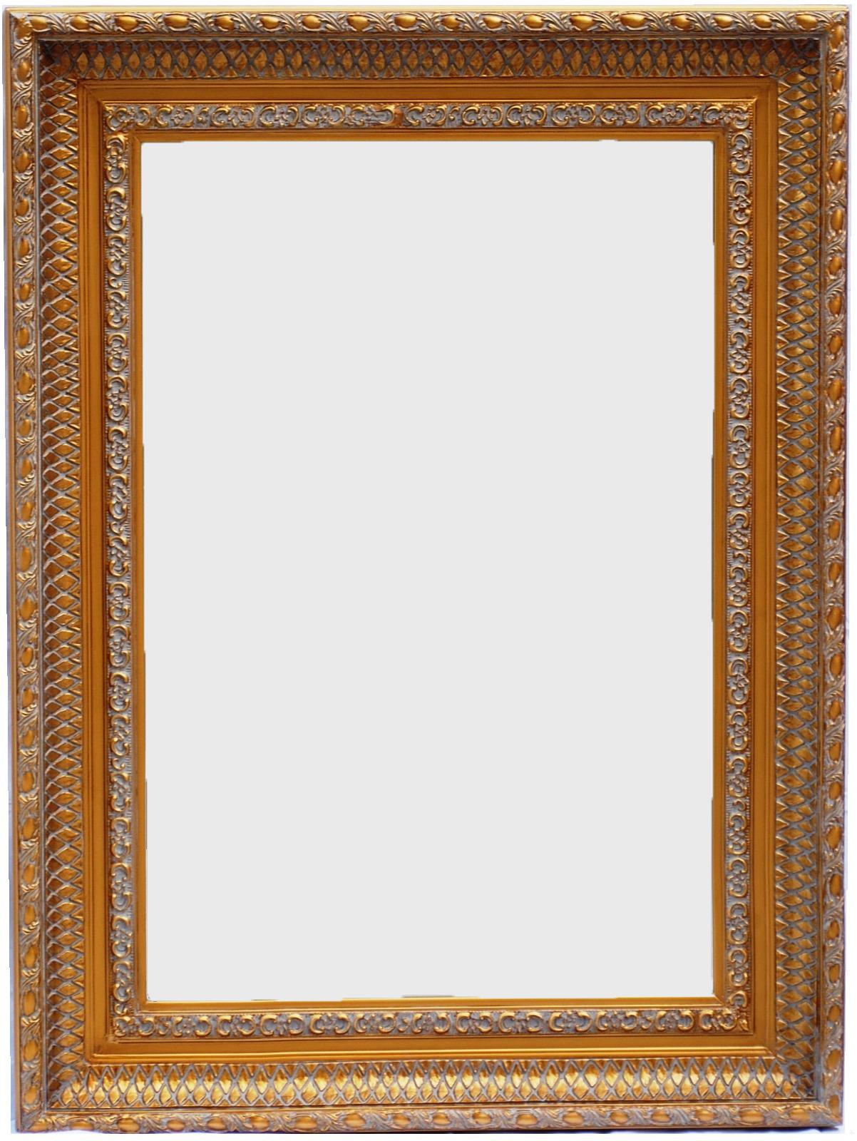 Καθρέπτης Ξύλινος Royal Art 50x70εκ. INA3/3068/90GL (Υλικό: Ξύλο) - Royal Art Collection - INA3/3068/90GL