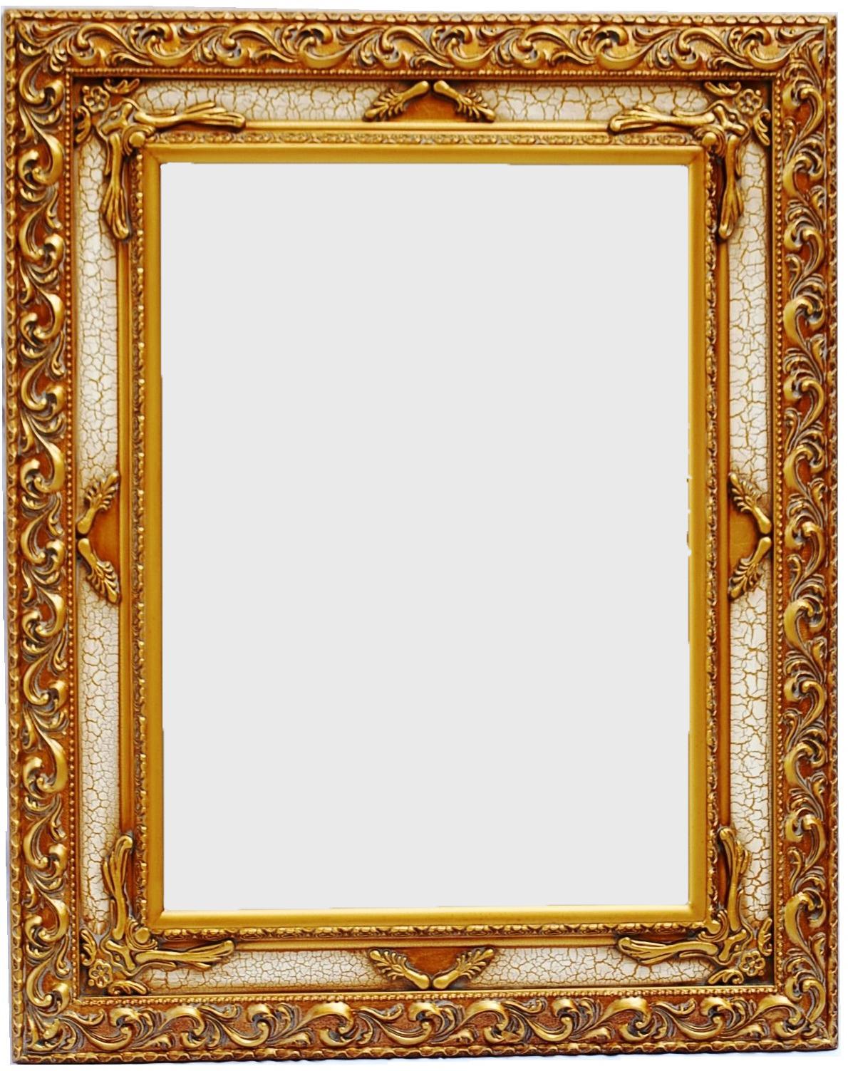 Καθρέπτης Ξύλινος Royal Art 50x70εκ. INA3/3073/70 (Υλικό: Ξύλο) - Royal Art Collection - INA3/3073/70