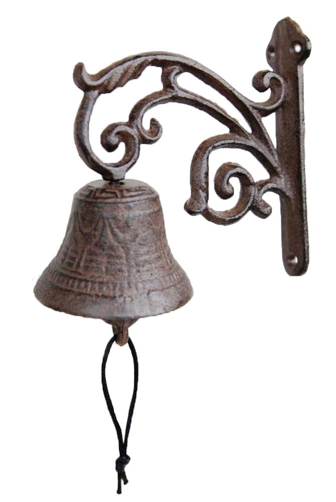 Καμπανάκι Εισόδου Μαντεμένιο Royal Art 15x13εκ. CAS2/160 (Υλικό: Μαντέμι) - Royal Art Collection - CAS2/160