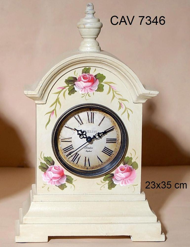 Ρολόι Ξύλινο Royal Art 23x35εκ. CAV7346 (Υλικό: Ξύλο) - Royal Art Collection - CAV7346