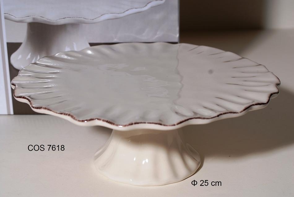 Τουρτιέρα Κεραμική Royal Art 25εκ. COS7618 (Υλικό: Κεραμικό) – Royal Art Collection – COS7618
