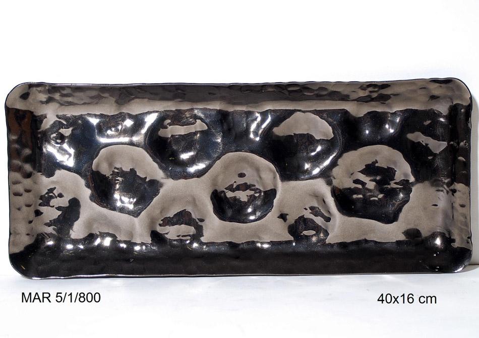 Δίσκος Αλουμινίου Royal Art 40×16εκ. MAR5/1/800 (Υλικό: Αλουμίνιο) – Royal Art Collection – MAR5/1/800