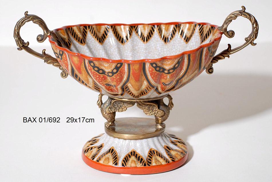 Κουπ Πορσελάνης Royal Art 29×17εκ. BAX01/692 (Υλικό: Πορσελάνη) – Royal Art Collection – BAX01/692