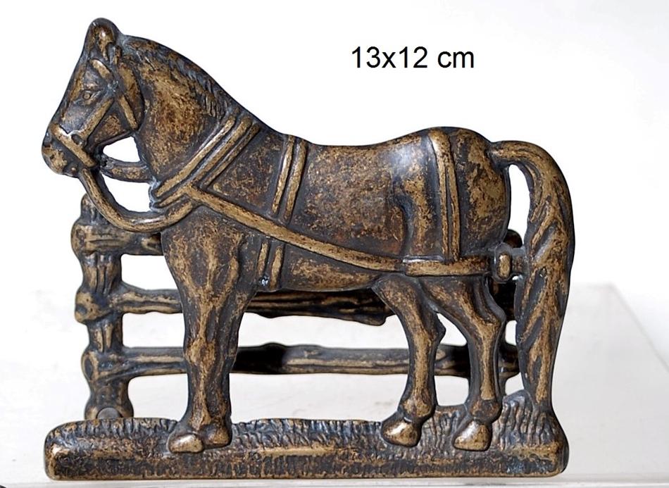 Χαρτοθήκη Χαρτοπετσετοθήκη Αντικέ-Μπρούτζινη Royal Art 13×12εκ. STL343BR (Υλικό: Μπρούτζινο) – Royal Art Collection – STL343BR