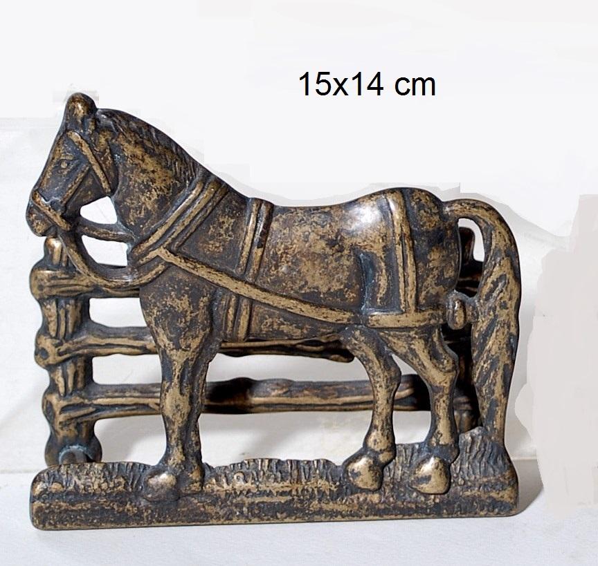 Χαρτοπετσετοθήκη Αντικέ-Μπρούτζινη Royal Art 15×14εκ. STL344BR (Υλικό: Μπρούτζινο) – Royal Art Collection – STL344BR