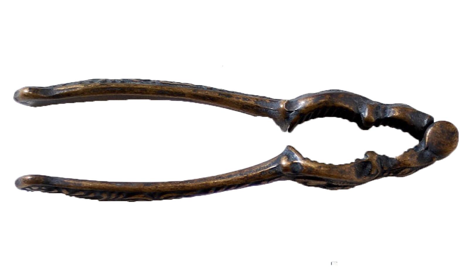 Καρυοθραύστης Αντικέ-Μπρούτζινος Royal Art 16εκ. STL388BR (Υλικό: Μπρούτζινο) – Royal Art Collection – STL388BR