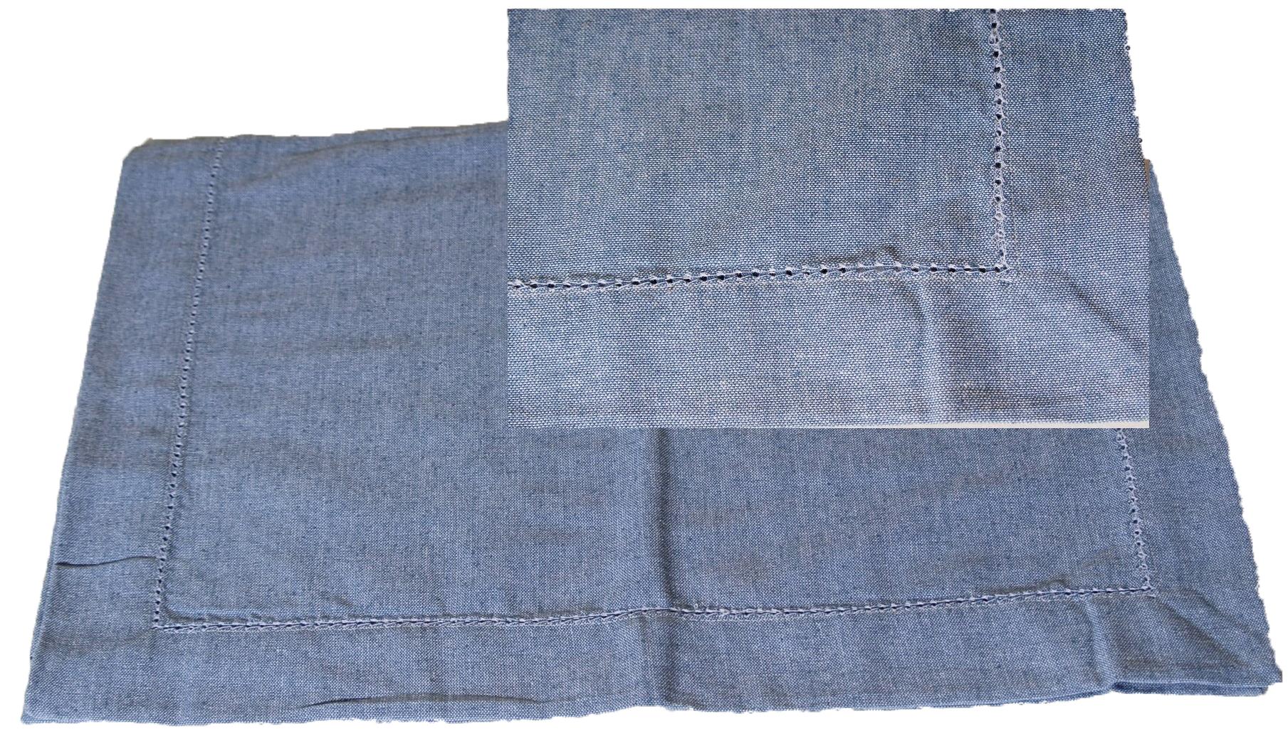 Runner Υφασμάτινο Royal Art 50×150εκ. STA62477BL (Χρώμα: Μπλε) – Royal Art Collection – STA62477BL