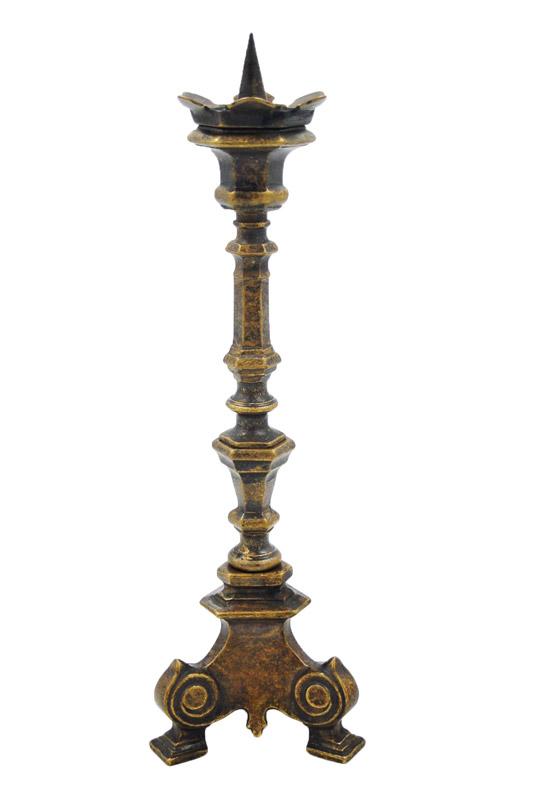 Κηροπήγιο Μπρούτζινο Royal Art 30εκ. STL169BR (Υλικό: Μπρούτζινο) - Royal Art Collection - STL169BR