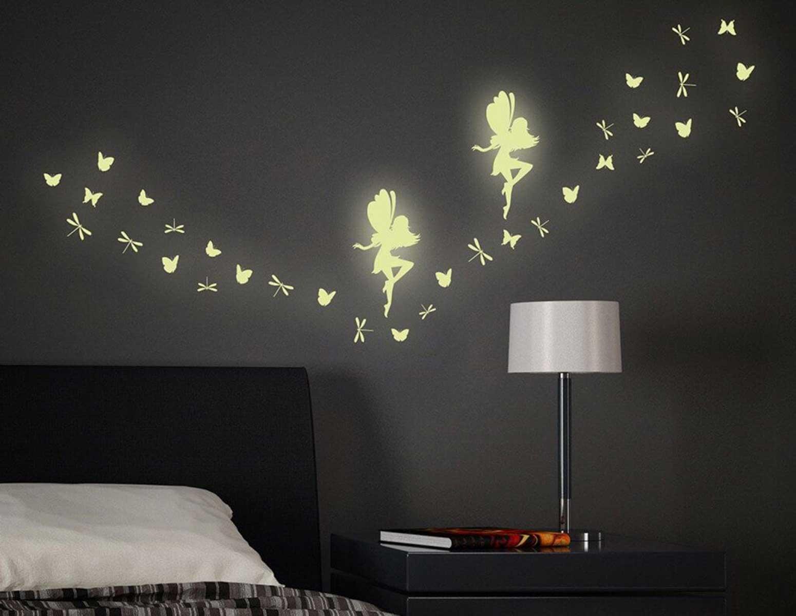 Αυτοκόλλητο Τοίχου Φωσφοριζέ Fairy Glow Ango 95×45εκ. 79226 – ango – ANGO_79226
