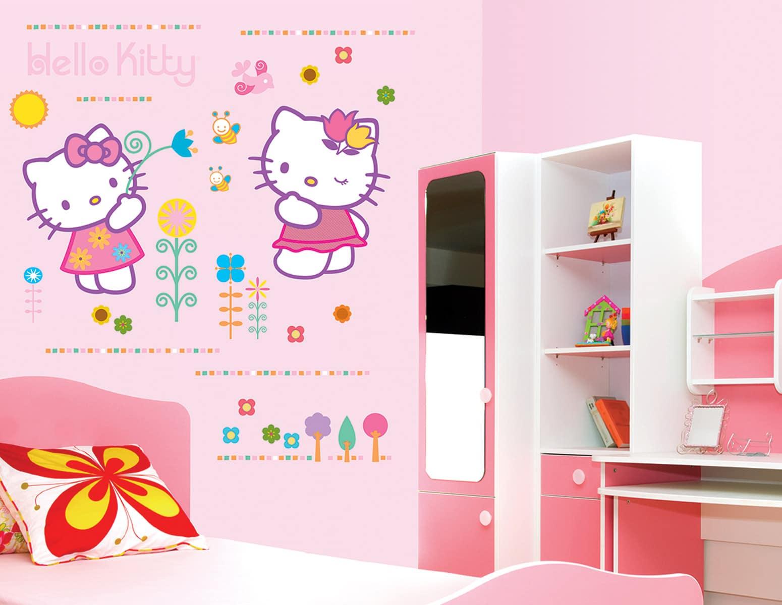 Αυτοκόλλητο Τοίχου Hello Kitty Ango 5193 – ango – ANGO_5193