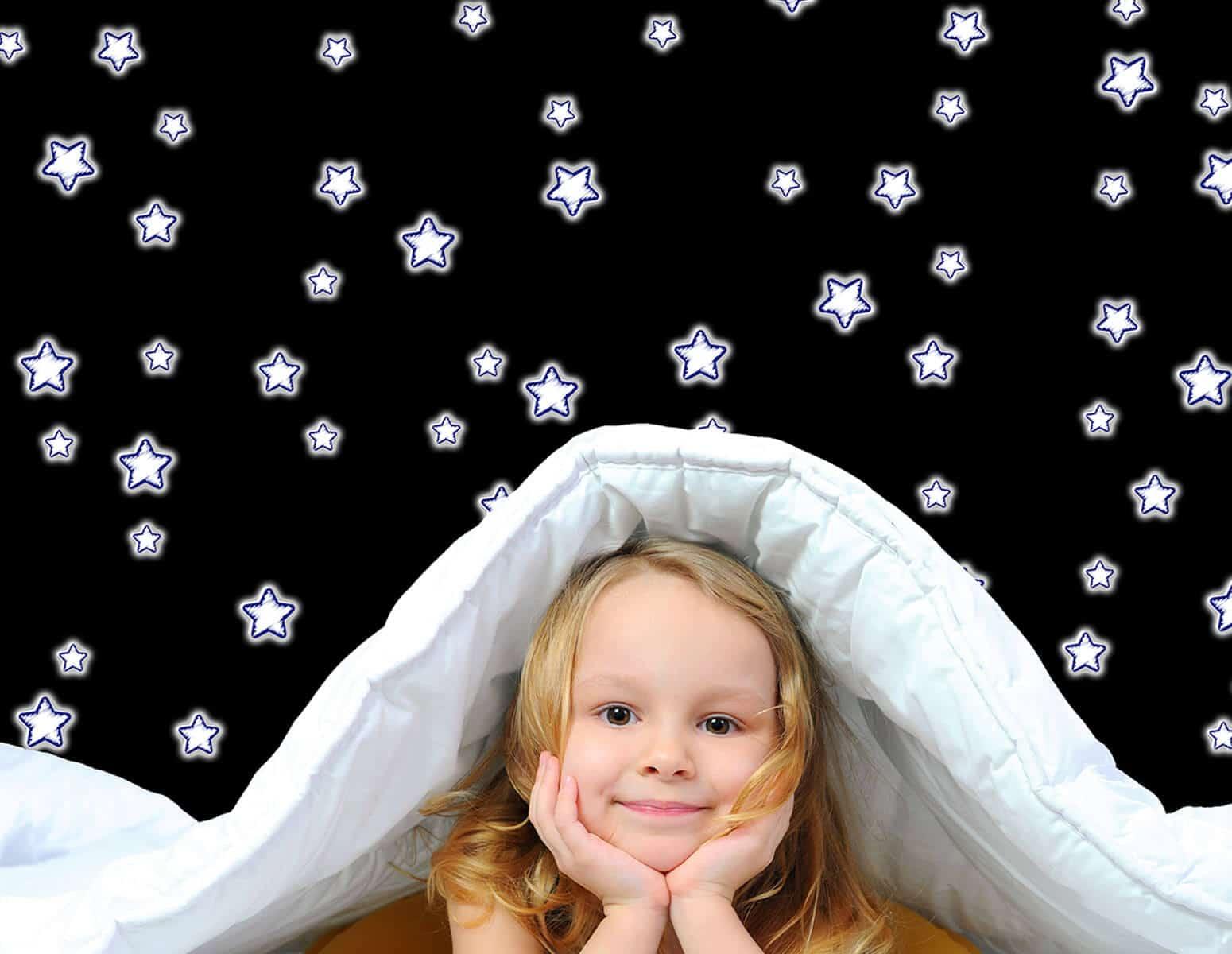 Αυτοκόλλητο Τοίχου Φωσφοριζέ Glow Star Ango 59506 – ango – ANGO_59506