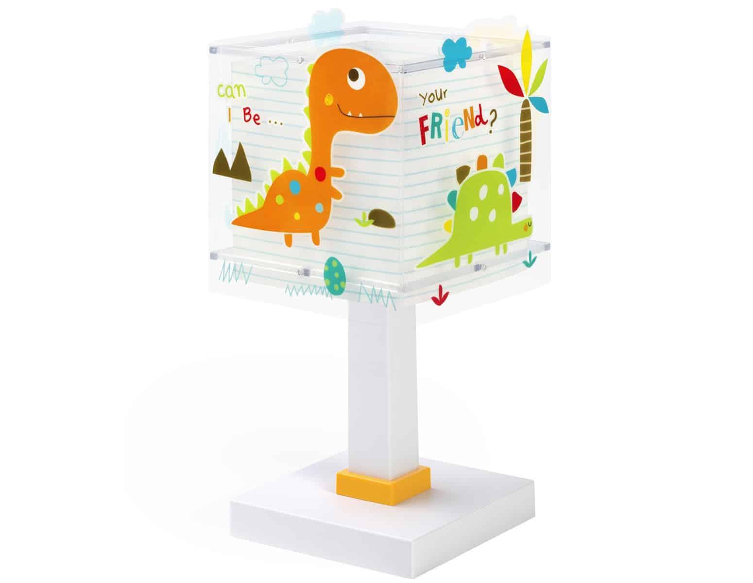 Επιτραπέζιο Φωτιστικό Dinos Ango 14x14x29εκ. 73451 (Υλικό: Πλαστικό) – ango – ANGO_73451