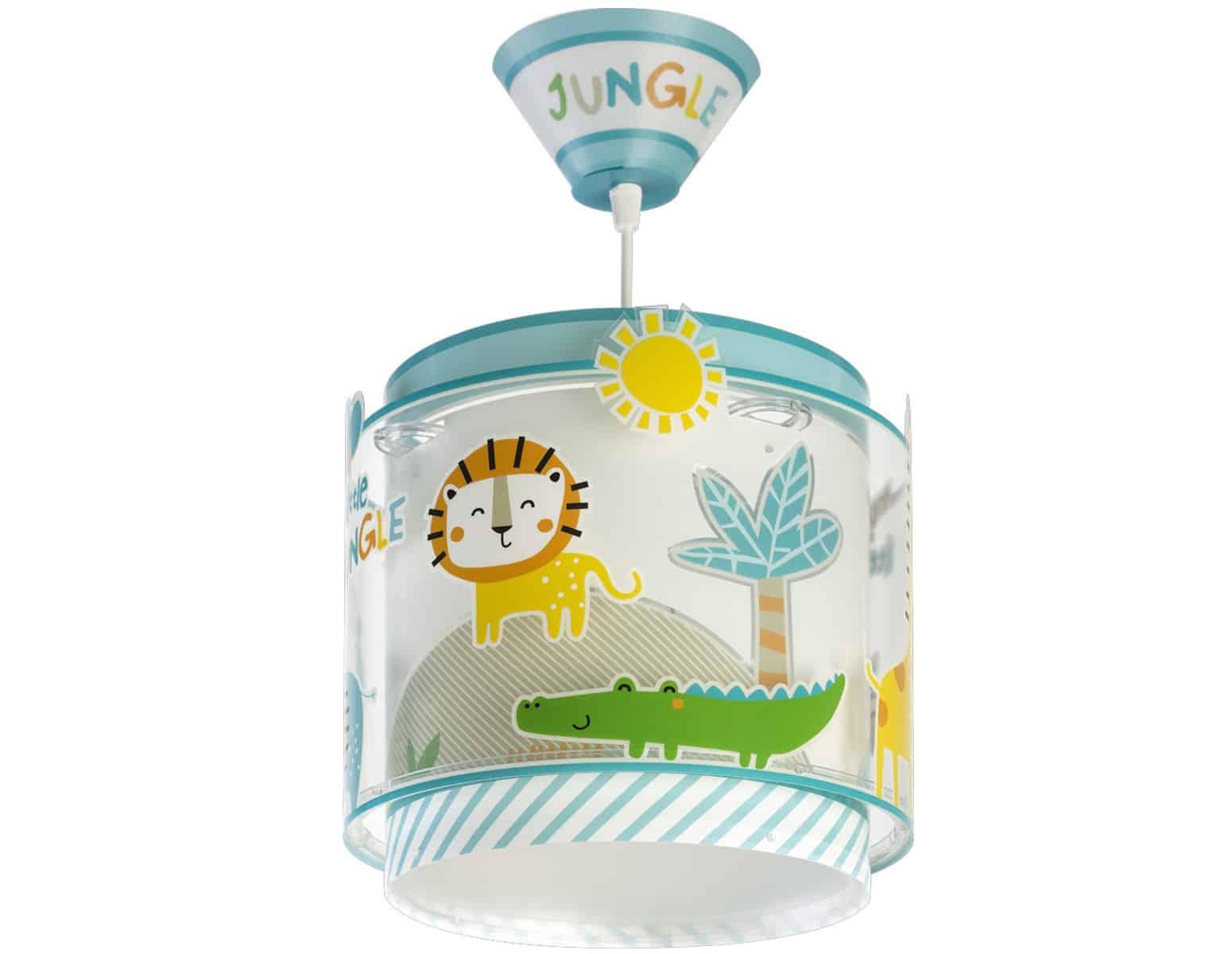 Φωτιστικό Οροφής My Little Jungle Ango 26x26x25εκ. 76112 (Υλικό: Πλαστικό) - ango - ANGO_76112