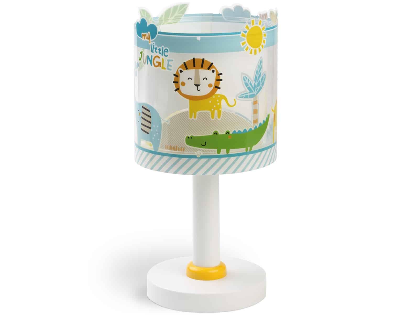 Επιτραπέζιο Φωτιστικό My Little Jungle Ango 15x15x30,8εκ. 76111 (Υλικό: Πλαστικό) – ango – ANGO_76111