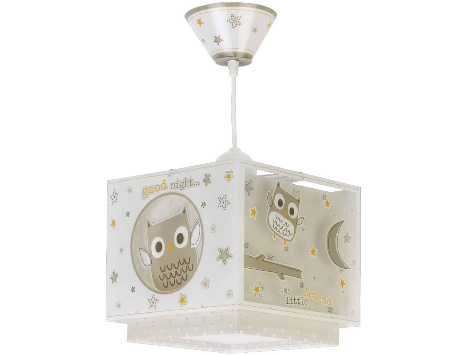 Φωτιστικό Οροφής Good Night Ango 24x24x21,5εκ. 63392 (Υλικό: Πλαστικό) – ango – ANGO_63392