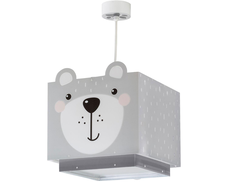 Φωτιστικό Οροφής Little Teddy 24×22εκ. ANGO 64572 (Υλικό: Πολυπροπυλένιο, Χρώμα: Λευκό) – ango – ANGO_64572