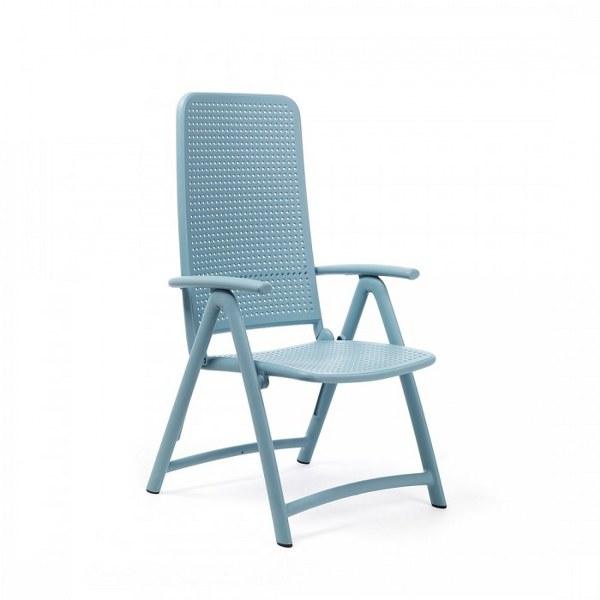 Πολυθρόνα Εξωτερικού Χώρου Darsena Light Blue – OEM – darsena-armchair-light-blue