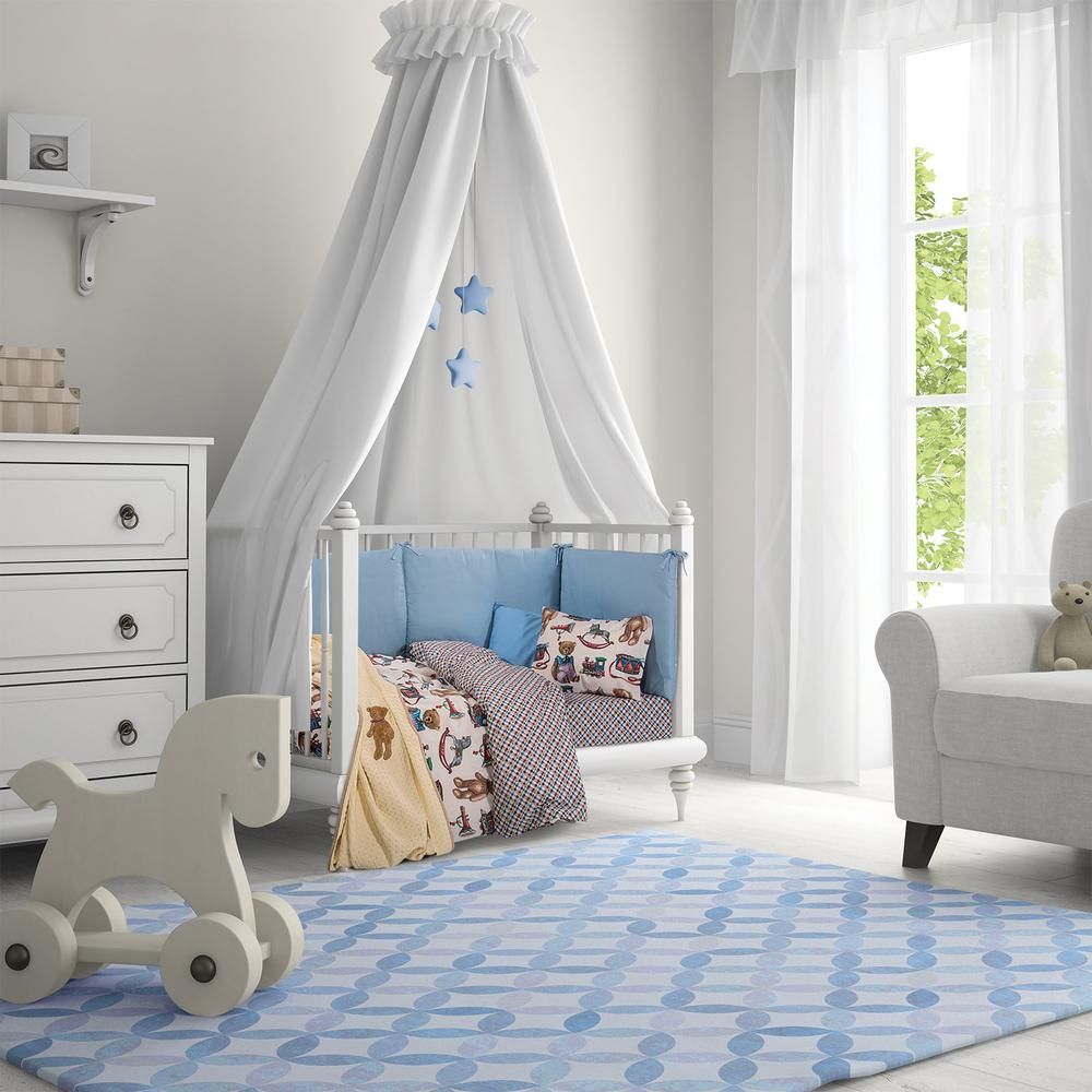 Κουβέρτα Πικέ Κούνιας 110×150εκ. Essential Baby Polo Club 2908 – Greenwich Polo Club – 220110152908