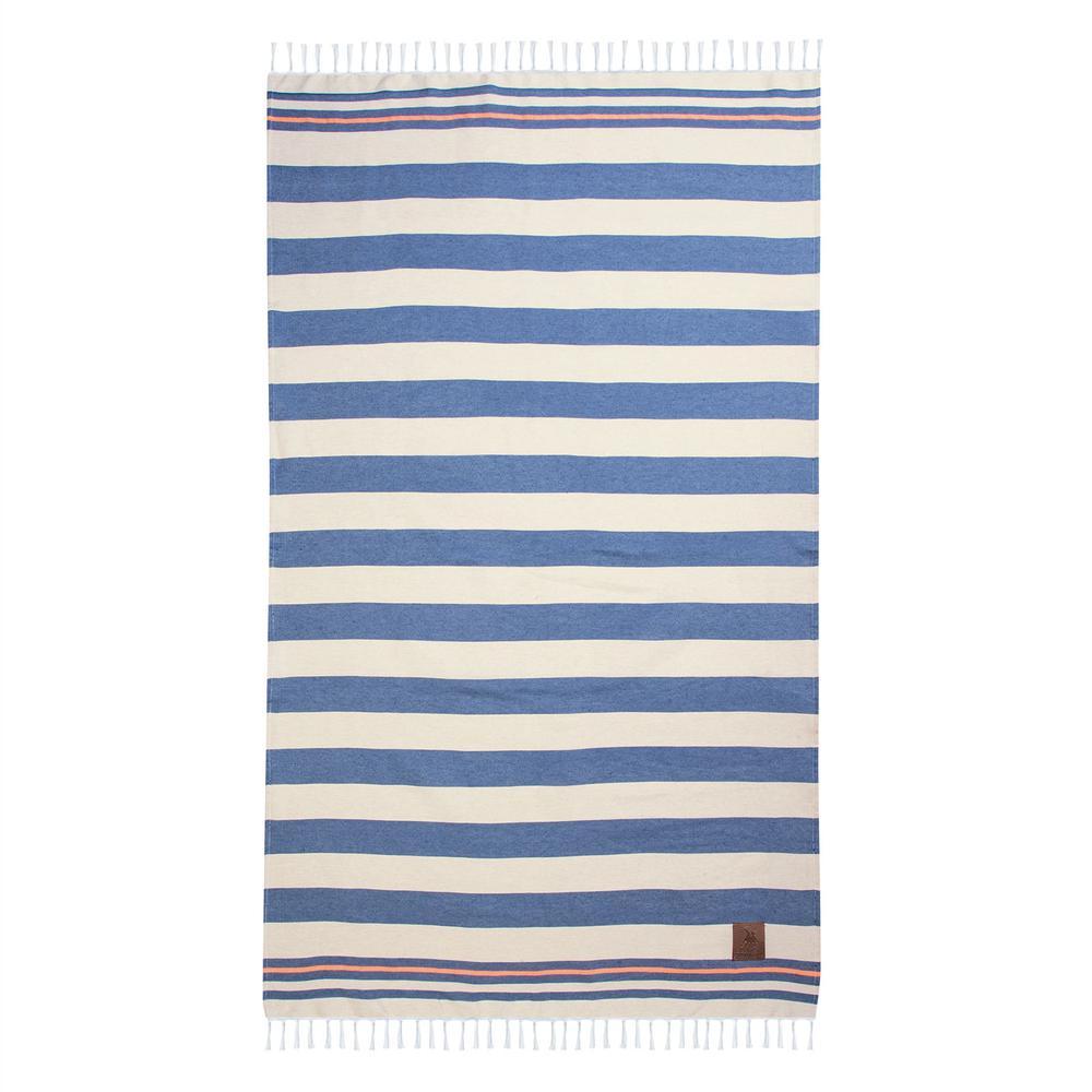 Πετσέτα Θαλάσσης-Παρεό Polycotton 100×190εκ. Essential Greenwich Polo Club 3585 (Χρώμα: Μπλε, Ύφασμα: 90%Βαμβάκι-10%Polyester) – Greenwich Polo Club – 267101903585