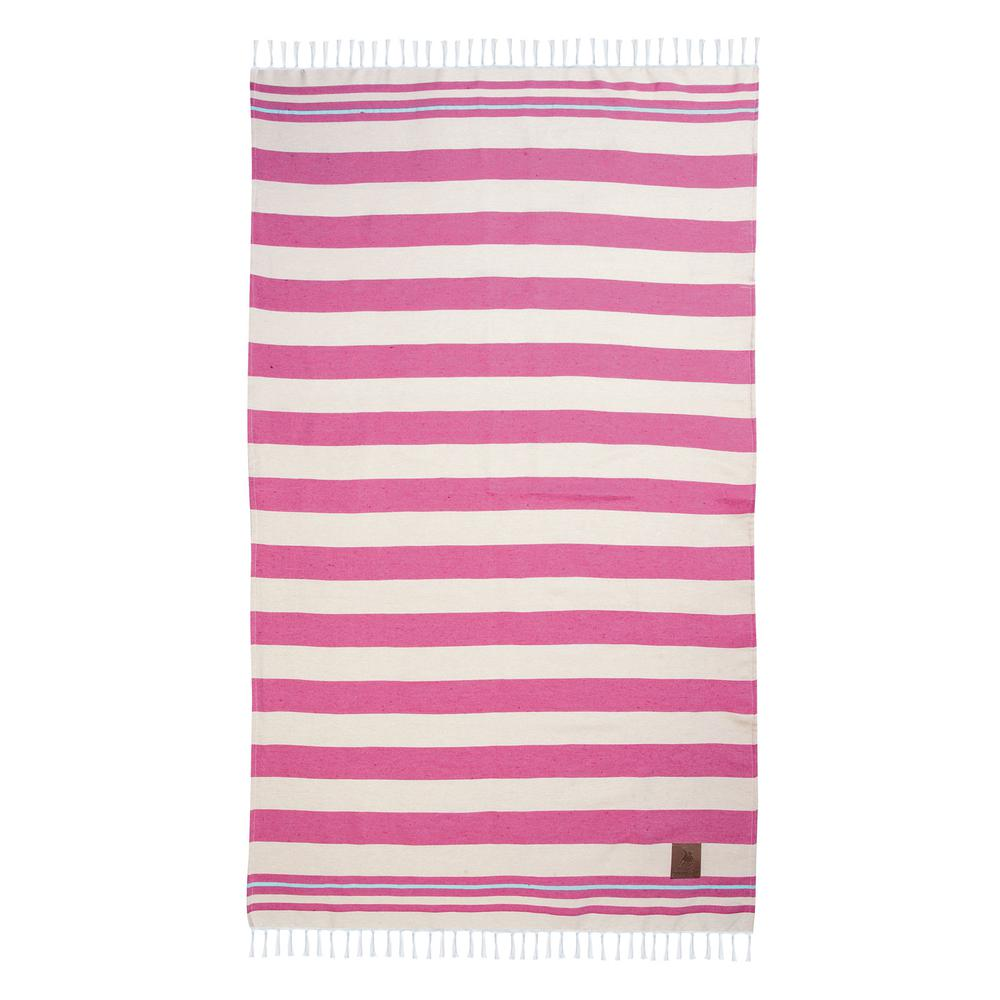 Πετσέτα Θαλάσσης-Παρεό Polycotton 100×190εκ. Essential Greenwich Polo Club 3586 (Χρώμα: Φούξια, Ύφασμα: 90%Βαμβάκι-10%Polyester) – Greenwich Polo Club – 267101903586