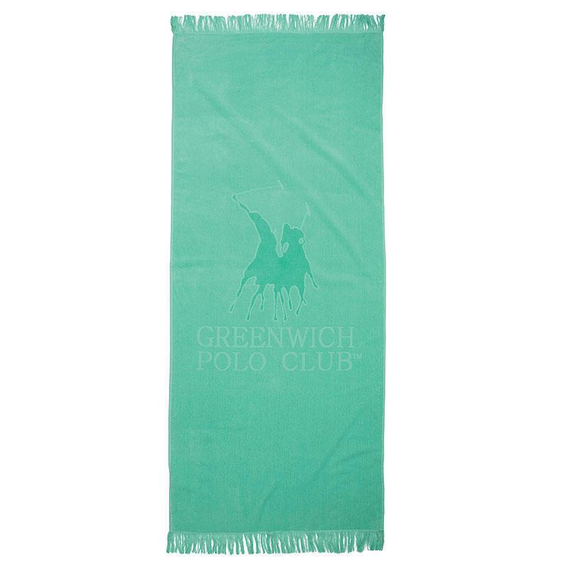 Πετσέτα-Παρεό Θαλάσσης 70×170εκ. Essential Polo Club 2840 – Greenwich Polo Club – 267701702840