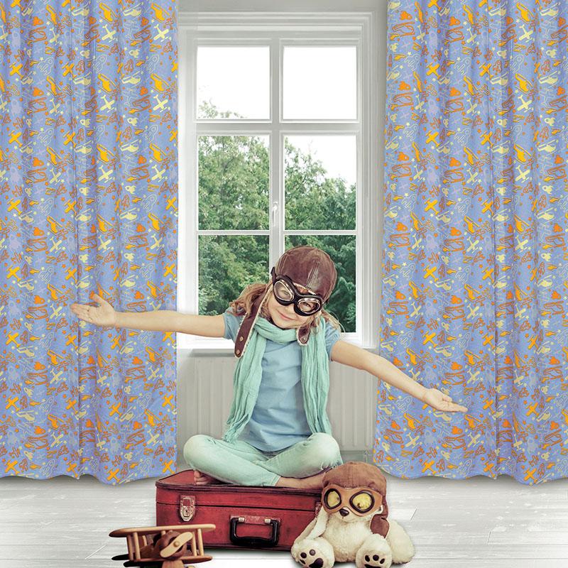 Κουρτίνα Με Κρίκους 140x260εκ. Das Home 2160 - Das Home - 420142602160