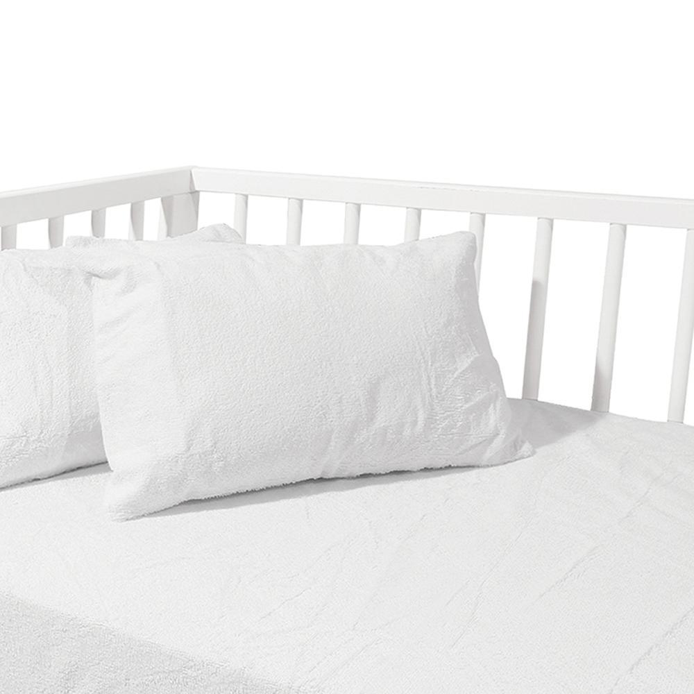 Ζεύγος Μαξιλαροθήκες Αδιάβροχες Μπεμπέ 30×40εκ. Das Baby 1061 – Das Baby – 421930401061