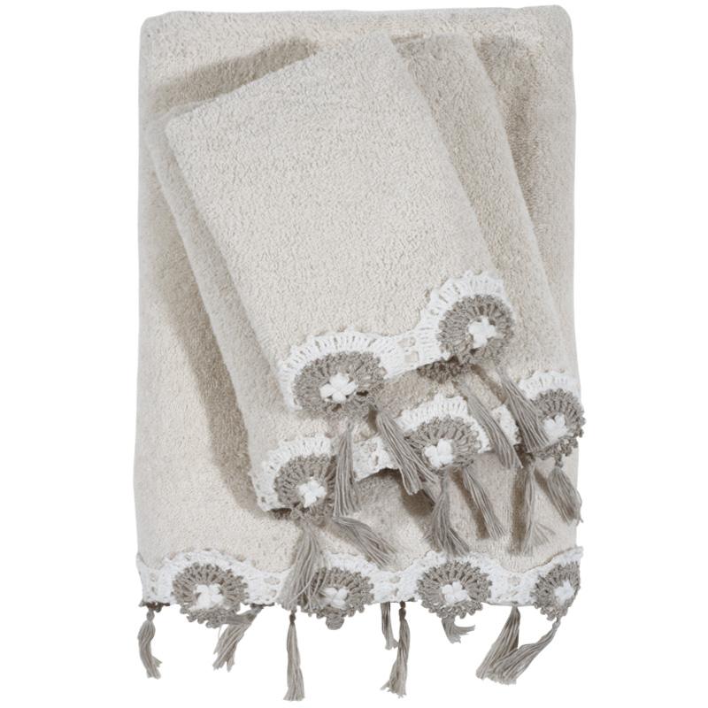 Πετσέτες Μπάνιου Σετ 3τμχ Das Home Daily 0379 - Das Home - 530708180379 λευκα ειδη mπάνιο πετσέτες μπάνιου