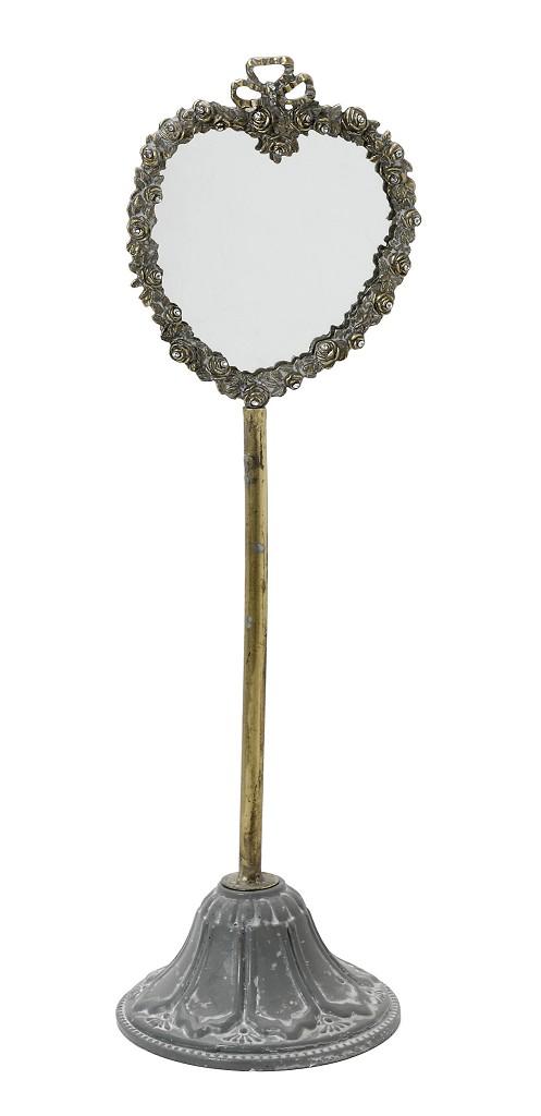 Καθρέπτης Επιτραπέζιος ESPIEL 13,6x13x46,5εκ. FUT204 – ESPIEL – FUT204